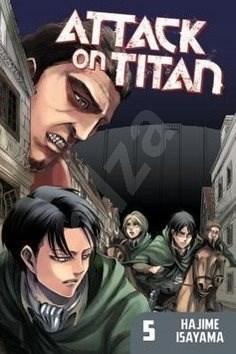 Attack on Titan: Volume 05 - Hajime Isayama