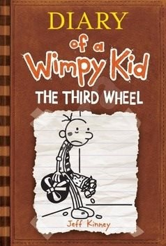 Diary of a Wimpy Kid 07. The Third Wheel - Jeff Kinney