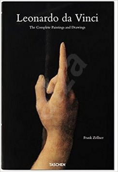 Zöllner: Leonardo Da Vinci: The Complete Paintings - Frank Zöllner