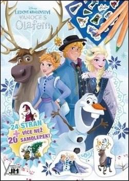 Ledové království Vánoce s Olafem -