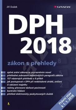 DPH 2018 zákon s přehledy - Jiří Dušek