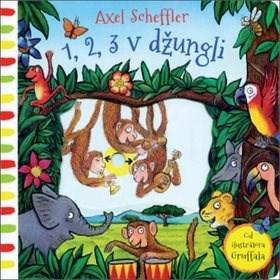 1, 2, 3 v džungli - Axel Scheffler