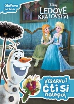 35989e59950 Ledové království Olafova práce -  a href  kolektiv autoru-cat18863041.htm
