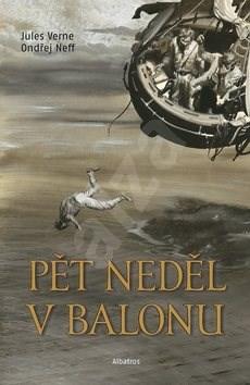 Pět neděl v balónu - Jules Verne; Ondřej Neff