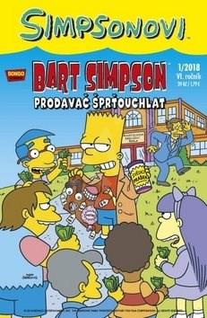 Bart Simpson Prodavač šprťouchlat: 1/2018 -