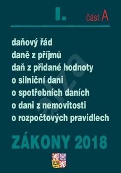 Zákony 2018 I. část A -