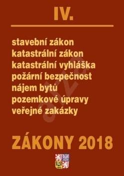 Zákony 2018 IV. -
