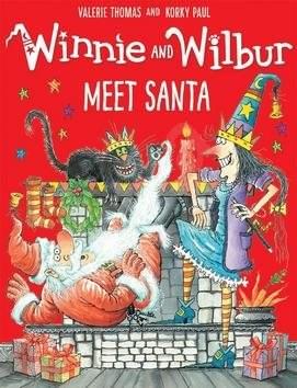 Winnie and Wilbur Meet Santa -