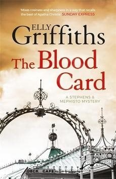 The Blood Card: Stephens and Mephisto Mystery 03 -