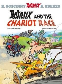 Asterix 37. Asterix and the Chariot Race - Jean-Yves Ferri