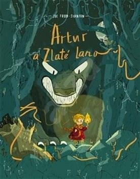 Artur a zlaté lano: Bájná pokladnice profesora Brownstona - Joe Todd-Stanton