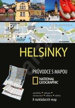 Helsinky: Průvodce s mapou National Geographic -