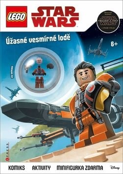 LEGO Star Wars Úžasné vesmírné lodě -
