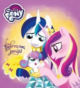 My Little Pony Dobrou noc, poníci -