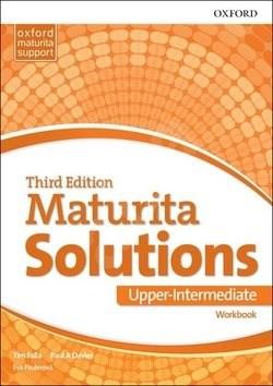 Maturita Solutions Upper-Intermediate: Workbook - Tim Falla; Paul A. Davies