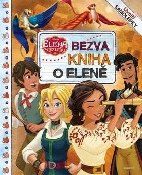 Elena z Avaloru Bezva kniha o Eleně -