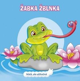 Žabka Žblnka: Malá, ale užitočná -