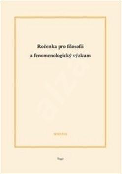 Ročenka pro filosofii a fenomenologický výzkum 2017 -