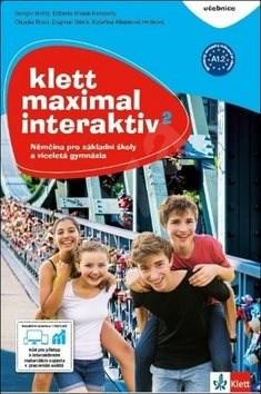 Klett Maximal interaktiv 2: Němčina pro základní školy a víceletá gymnázia - Giorgio Motta; Claudia Brass