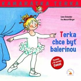 Terka chce byť balerínou: Kamarátka Terka 21. diel - Liane Schneider