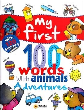 My first 100 words Adventures -