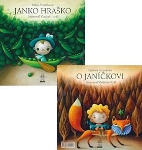 Janko Hraško O Janíčkovi - Mária Ďuríčková