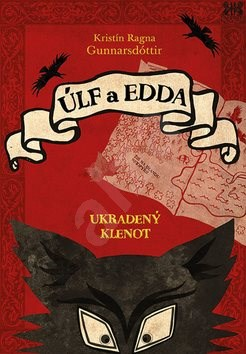Úlf a Edda: Ukradený klenot - Kristín Ragna Gunnarsdóttir