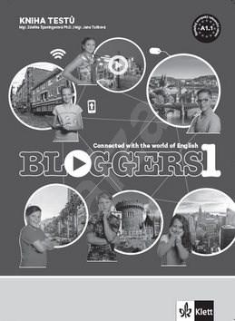 Bloggers 1: Kniha testů -