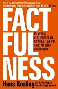 Factfulness: Ten Reasons We're Wrong About the World - and Why Things Are Better Than You Thi -