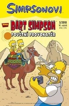 Bart Simpson Pouštní provokatér: 5/2018 -