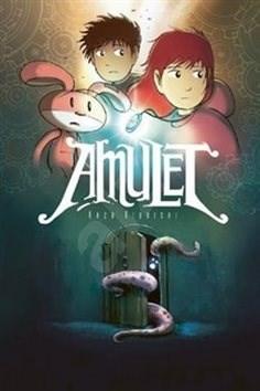 Amulet - Kazu Kibuishi