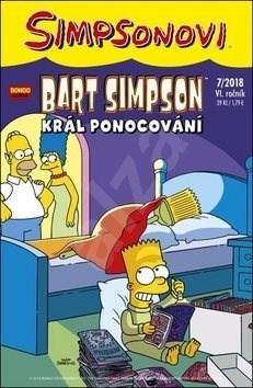 Bart Simpson Král ponocování: 7/2018 -