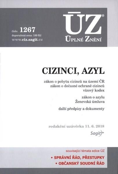 ÚZ 1267 Cizinci, Azyl: podle stavu k 11. 6. 2018 -