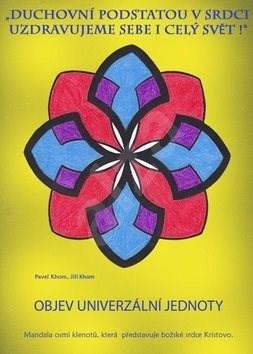 Objev univerzální jednoty: Mandala osmi klenotů, která představuje božské srdce Kristovo -