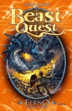 Ferno ohnivý drak: Beast Quest - Adam Blade