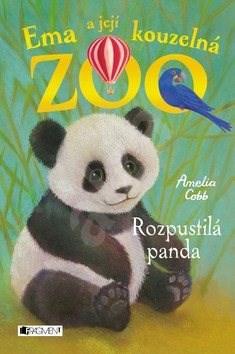 Ema a její kouzelná ZOO Rozpustilá panda - Amelia Cobb