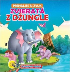 Zvieratá z džungle: Prehrajte si zvuk -