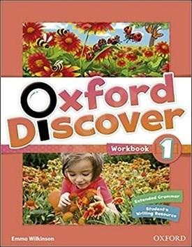 Oxford Discover 1 Workbook -