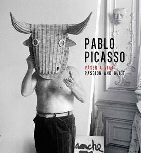 Pablo Picasso Vášeň a vina: Passion and Guilty - Art Spain