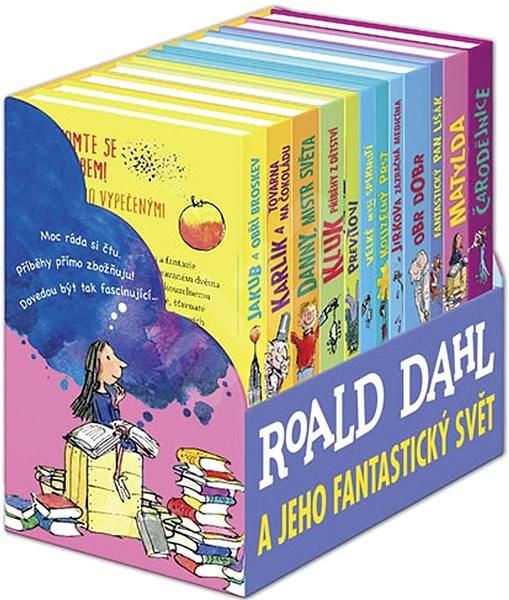 Roald Dahl a jeho fantastický svět BOX 1-12 - Roald Dahl