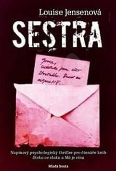Sestra: Napínavý psychologický thriller ... - Louise Jensenová