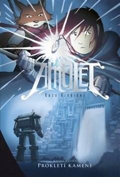 Amulet 2: Prokletí kamene - Kazu Kibuishi