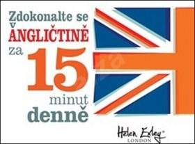 Zdokonalte se v angličtině za 15 minut denně -