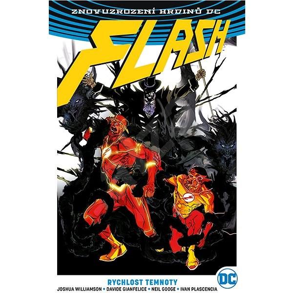 Flash 2 Rychlost temnoty - Joshua Williamson