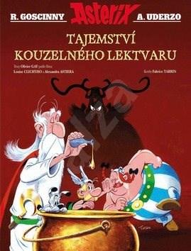 Asterix Tajemství kouzelného lektvaru - Aleš Sirný