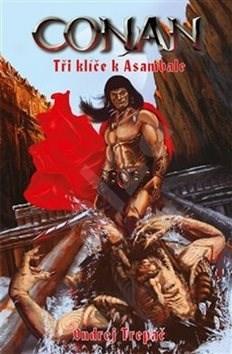 Conan Tři klíče k Asambale - Ondrej Trepáč