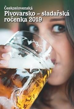 Československá pivovarsko-sladařská ročenka 2019 -