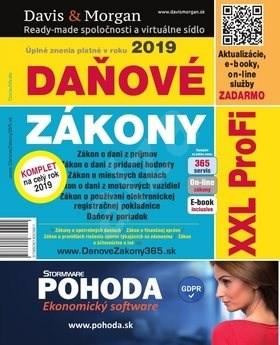 720b34bae Daňové zákony 2019: Úplné znenie planté v roku 2019 -   Kniha na Alza.cz