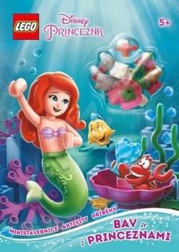 LEGO Disney Princezna Bav se s princeznami: Ministavebnice, sktivity, příběh -