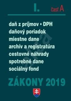 Zákony 2019 I. časť A -